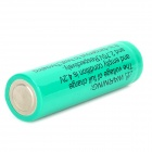 Super Fire 1600mAh 18650 Rechargeable Li-ion Battery - Grass Green (2 PCS)