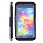 Ultrathin Waterproof Shockproof Case for Samsung Galaxy S5 - Black