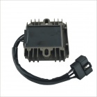 YHC-SH640EB Universal Motorcycle Single Joint Body & Frame Plastic Rectifier Voltage Regulator