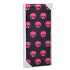 "LSON Skull Pattern Dual USB 5V ""8800mAh"" Power Bank w/ Charging Cable / LED Indicator (25cm)"