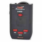 Conqueror X-523 Indoor Sensitive POP Detection Radar