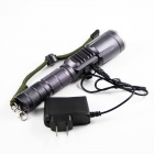 KINFIRE K118 LED 650lm 3-Mode White Zooming Flashlight - Brown (1 x 18650 / 3 x AAA)