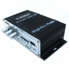 LINE5 M306 Digital 2-Channel Car Power Amplifier / MP3 Audio Amplifier - Black