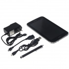"LXK M605 6.5"" IPS Dual Core Android 4.2 Phone Tablet PC w/ 512MB RAM, 4GB ROM - Black"