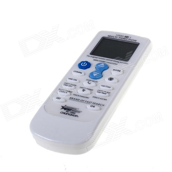 ... CHUNGHOP 188S Universal Air Conditioning Remote Control w/ Timing Function (2 x AAA) ...