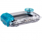 WP-i5 40M Buceo Waterproof Case Foto protectora para IPHONE 5 - Azul