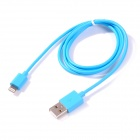 MFi Alexpro 8-Pin Lightning  Data Sync / Charging Cable for IPHONE / IPAD / IPOD - Blue (100cm)