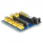 Fengyangdianzi 008 Expansion Board for Arduino - Blue + Multicolored