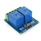 2 Channel 5V Dual Relay Module for Arduino High Level Trigger (Works with Official Arduino Boards)