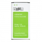IKKI 4350mAh Li-ion Battery for Samsung Galaxy S5 - White + Green