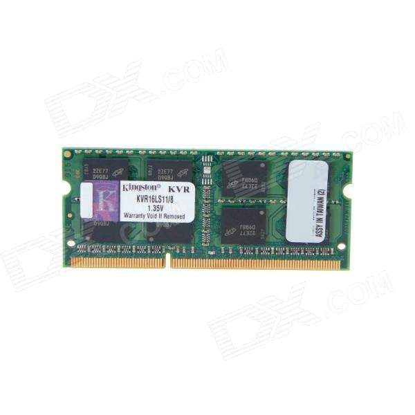 Kingston ValueRAM KVR16LS11/8 8GB Laptop Memory for sale in Bitcoin, Litecoin, Ethereum, Bitcoin Cash with the best price and Free Shipping on Gipsybee.com