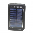 Solar-Powered-2600mAh-External-Li-polymer-Battery-Charger-Power-Source-Bank-Black