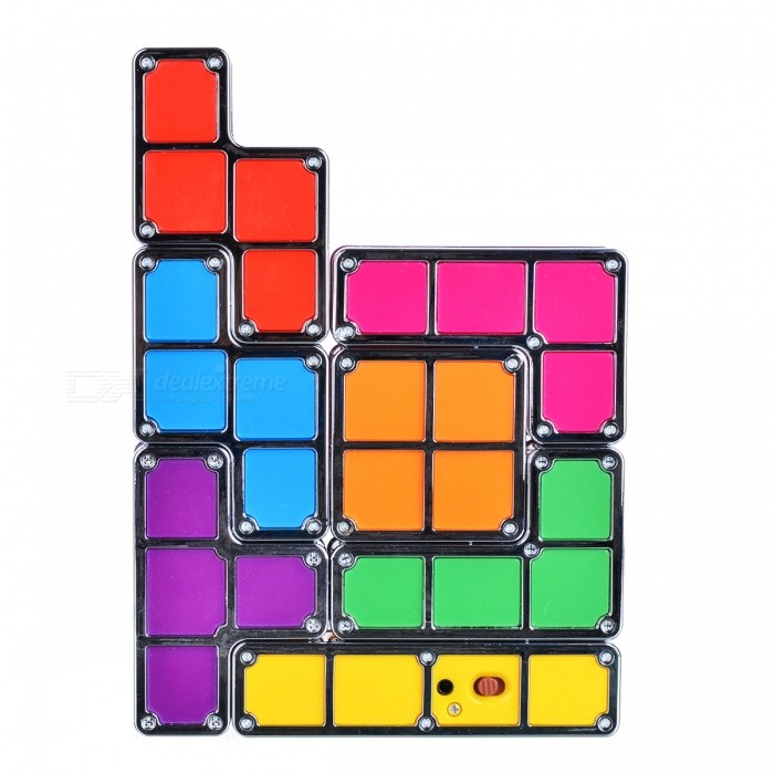 KM-05-01 DIY Tetris Style Adjustable Light Lamp