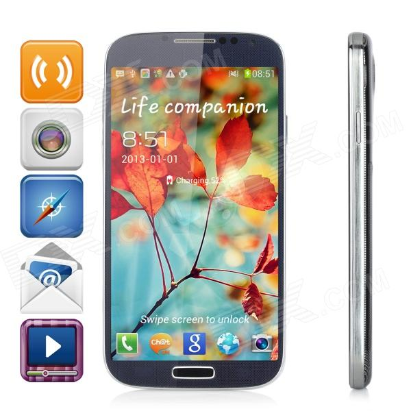 "GuoPhone G9500L Android 4.2 Quad-core WCDMA Bar Phone w/ 5.0"" Screen, GPS and Wi-Fi"