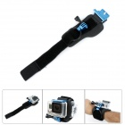 Fat Cat High Comfortable Ergonomic Velcro Wrist Strap Mount w/ Safety Clip Lock for Gopro Hero 4/ 3+