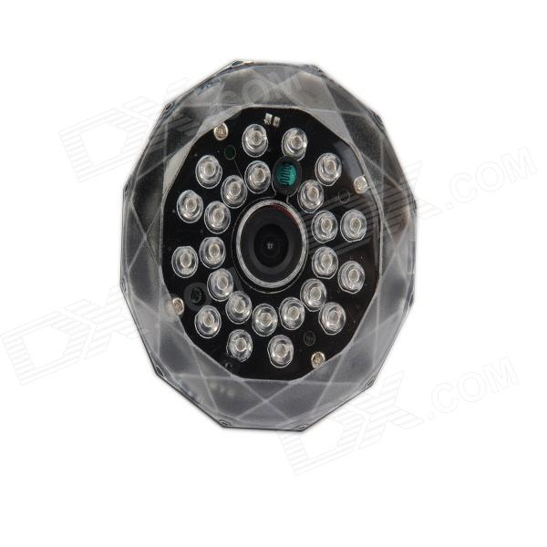ZnDiy-BRY T7 Infrared Night Vision HD Video Mini DVR Bulb Type Recorder