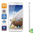 "GuoPhone G9092 Octa-Core Android 4.3 WCDMA Phone w/ 5.7"" Screen, Wi-Fi, RAM 2GB, ROM 16GB - White"