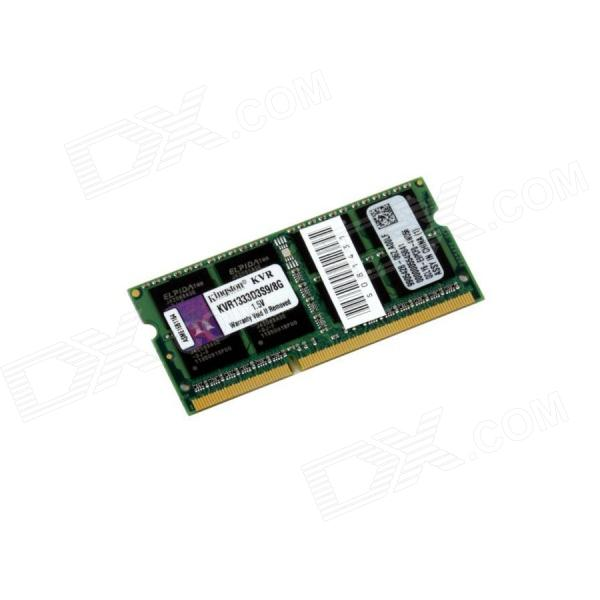 Buy Kingston ValueRAM KVR1333D3S9/8G 8GB Notebook Memory with Litecoins with Free Shipping on Gipsybee.com