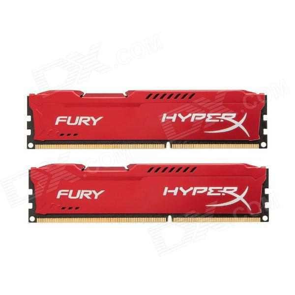 Buy Kingston HyperX FURY HX318C10FRK2/16 16GB Desktop Memory with Litecoins with Free Shipping on Gipsybee.com