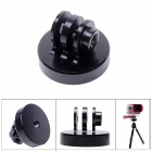 "Fat Cat High Precision CNC 1/4"" Tripod Adapter Mount for Gopro Hero 4/ 3+ / 3 / 2 / SJ4000 -Black"