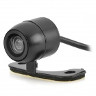 Color-CMOS-CCD-Screw-Mounting-170c2ba-Wide-Angle-Car-Rearview-Camera-w-Night-Vision-Black-(DC-12V)