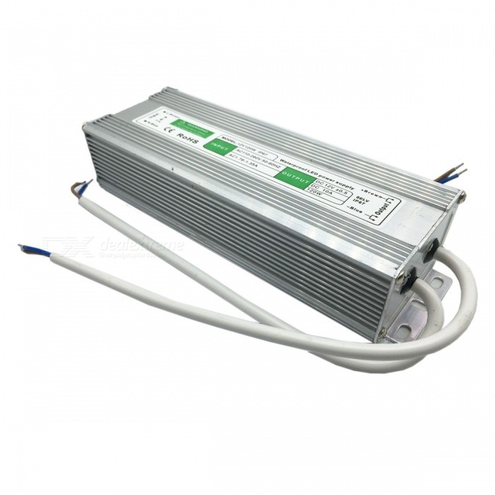 12V-10A-120W-Switching-Power-Supply-for-LED-Display-Strip-Light-Security-Monitor-Silver