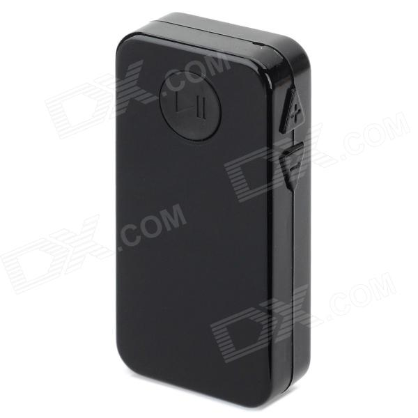 Buy LINK-CZBT03 Bluetooth V3.0 Handsfree Car Music Receiver w/ A2DP + Play Control - Black with Litecoins with Free Shipping on Gipsybee.com