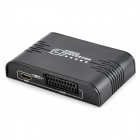 IKV362A SCART to HDMI Video Converter w/ EU Plug Power Adapter - Black