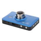 "GT500 3.0"" TFT HD 1080P Touch Screen 5.0MP Wide-angle Night Vision CMOS Car DVR Video Recorder"