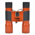 Panda 30X40 Waterproof FMC Green Film + Blue Film Portable Binoculars - Black + Orange