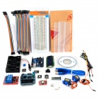 Kit de módulo de bluetooth Android home learning inteligente para arduino - azul profundo