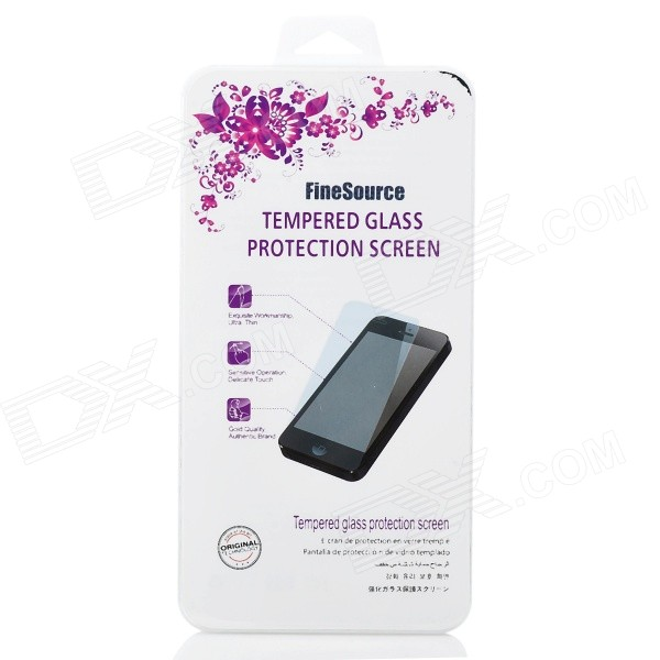 Explosion-proof Tempered Glass Screen Protector Guard Film for IPHONE 5 / 5S - Transparent