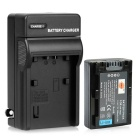 DSTE-NP-FH50-Battery-2b-US-Plug-Charger-for-Sony-DSC-HX1-HX100-HX200