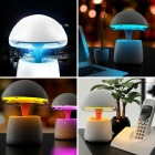 Ideashow Aladdin Lamp 3W 12-Tricolor LED 256-Color Table Lamp + Speaker + Alarm Clock w/ Bluetooth