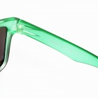 OREKA 999 Fashion Polarized TR90 Frame Resin Lens Sunglasses - Grass Green