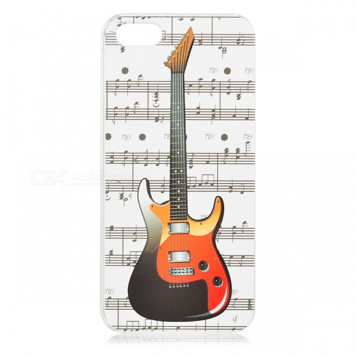 Kinston kst00067 Music Score Pattern Protective Plastic Hard Back Case for IPHONE 5 / 5S - WhitePlastic Cases<br>Form ColorWhite + Black + Multi-ColoredBrandKinstonModelkst00067Quantity1 DX.PCM.Model.AttributeModel.UnitMaterialPlasticShade Of ColorWhiteCompatible ModelsIPHONE 5S,IPHONE 5DesignMixed Color,Transparent,GraphicStyleBack CasesOther FeaturesProtects your device from scratches, dust, shock and abrasionPacking List1 x Protective case<br>