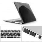 Mrnorthjoe-3-in-1-Crystal-Hard-Case-2b-Keyboard-Cover-2b-Anti-dust-Plug-for-MACBOOK-AIR-133
