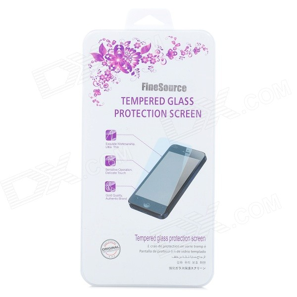 Beskyttende herdet Glass Screen Protector for Samsung Galaxy Note II N7100