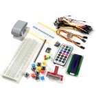 Elektronisk Deler Pakke for Raspberry PI (Mini Remote Control White)