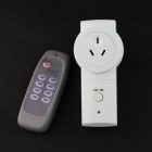 TS-868 AU4+1 4 x Wireless AU Plug-in Mains Sockets with Remote Controller Set