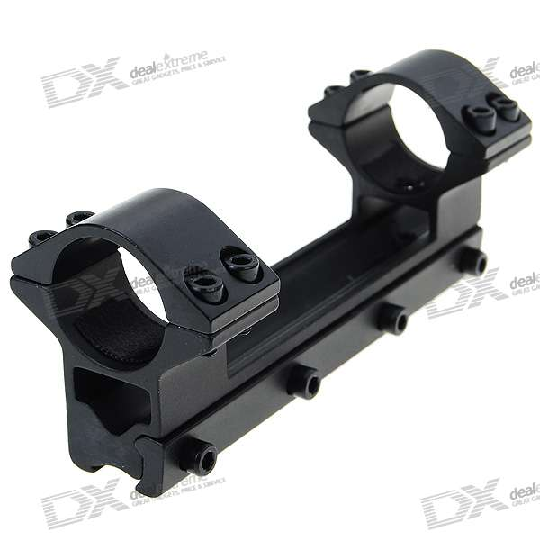 Aluminum Alloy Bracket Mount for Long Gun with Hex Wrench