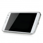 "JIAKE G900W Android 4.4.2 Quad-core WCDMA Bar Phone w/ 5.0"" Screen, Wi-Fi and GPS - White + Silver"