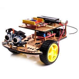 R0008-Multi-Function-Ultrasonic-Robot-Car-Kits-for-Arduino-Multicolored-(The-Third-Generation)