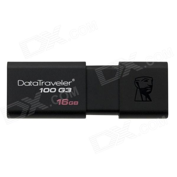 Kingston Digital DT100G3 / 16GB 16 GB Datatraveler G3 USB 3.0-stasjoner