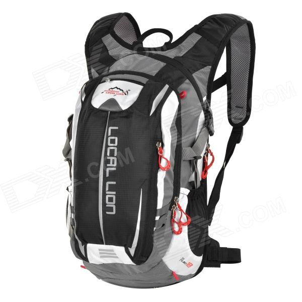 LOCAL LION Outdoor Double Shoulder Backpack Bag 18L