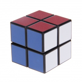 2x2x2 Two-layer Speed Magic Puzzle Rubik's Cube Toy - Multicolored