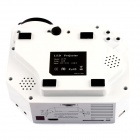UC30 30W Portable Mini LCD High Definition Projector w/ SD / AV / VGA / HDMI / Micro USB - White