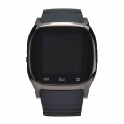 "CHEERLINK M26 1.47"" Touch Screen Bluetooth V3.0 Smart Phone Watch w/ SMS / Alarm / Pedometer"