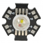 JRLED 5W 90lm 4 LED RGBW luce 4-Chip bordo emettitore