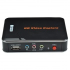 Ezcap 280 1080P HDMI HD Video Capture w/ EU Plug - Black + Orange